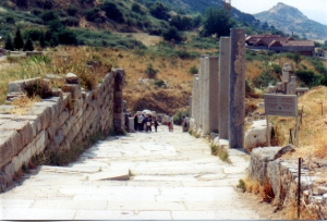 Ephesus, the Street of the Curetes